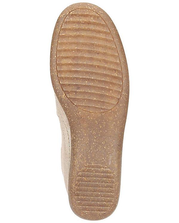 Comfortabel Slipper beige