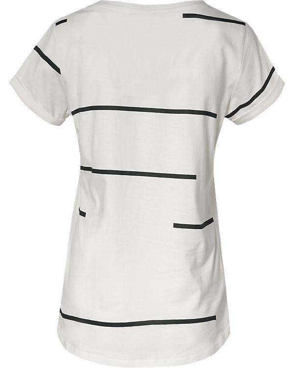 ICHI T-Shirt weiß