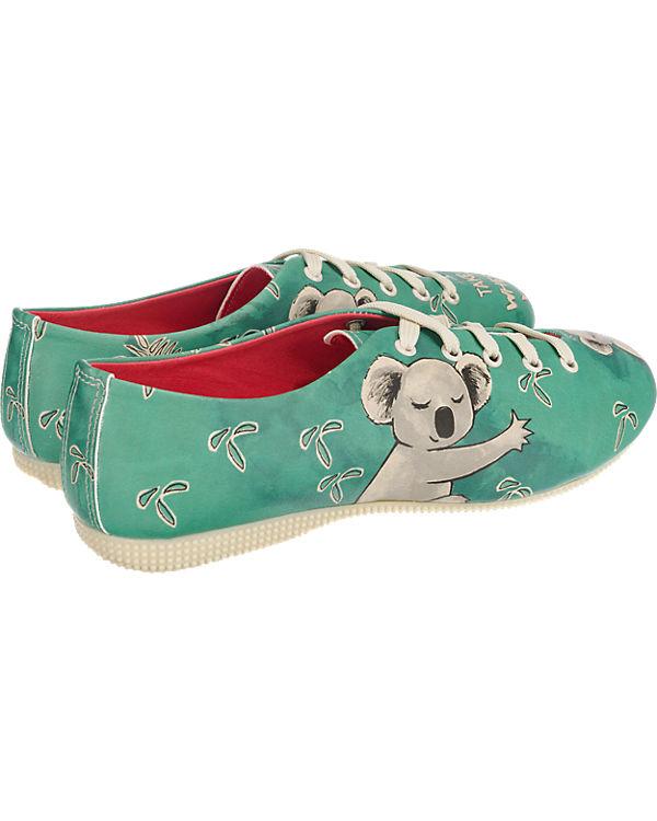 Dogo Shoes Koala Hug Halbschuhe mehrfarbig