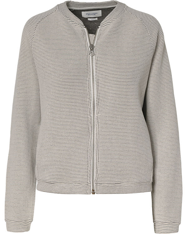 Marc O'Polo Denim Sweatblouson grau