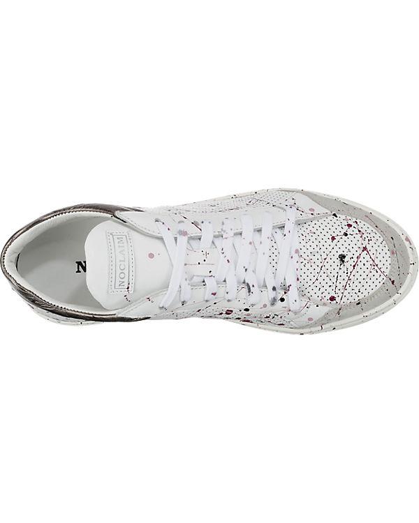 NoClaim Glady Sneakers weiß-kombi