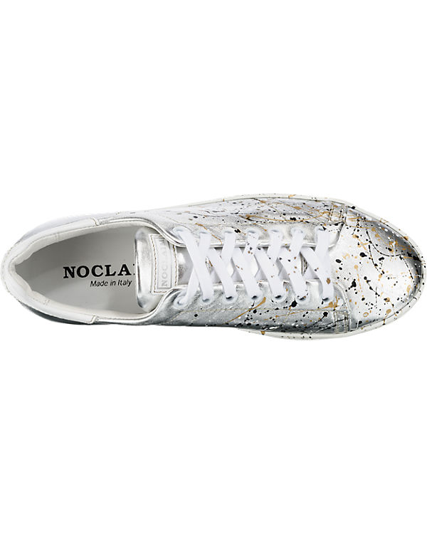 NoClaim July Sneakers silber
