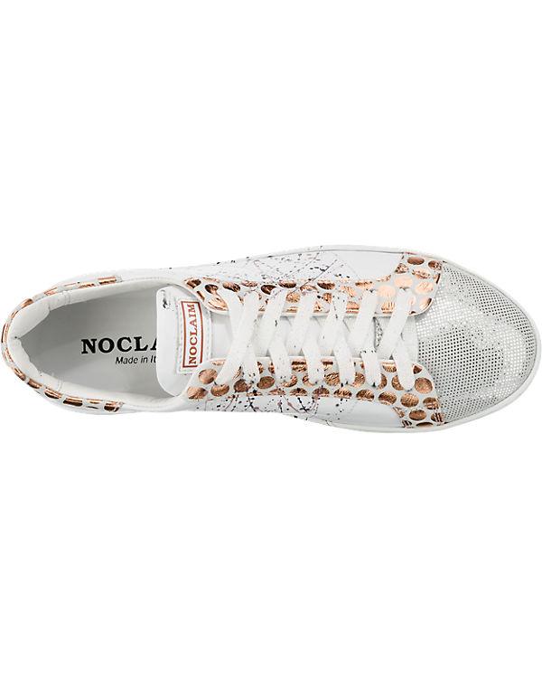 NoClaim Mia Sneakers weiß-kombi