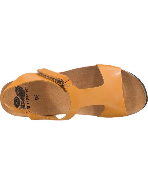 Scholl Aracena Sandaletten gelb