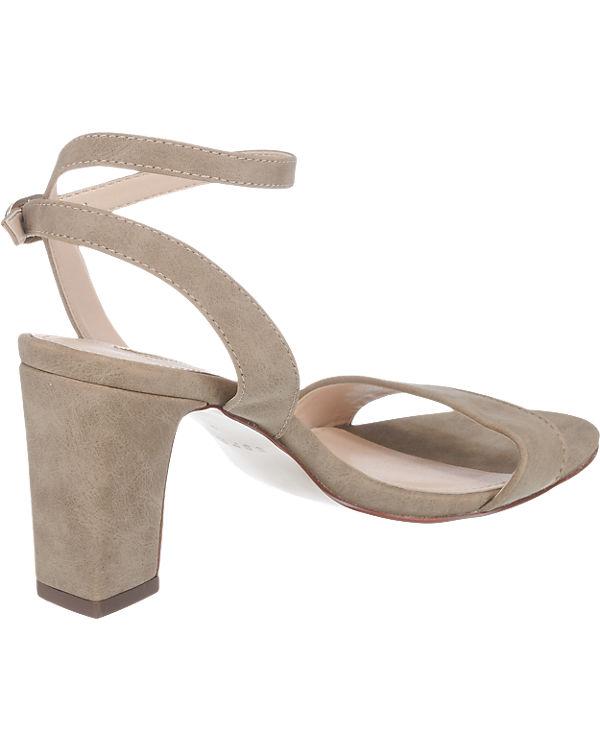 ESPRIT Bless Sandaletten grau