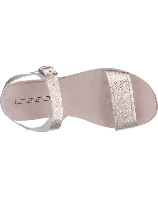ESPRIT Keita Sandaletten beige