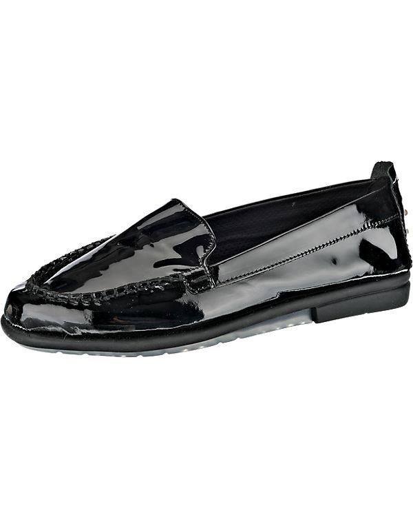 Aerosoles Slipper schwarz