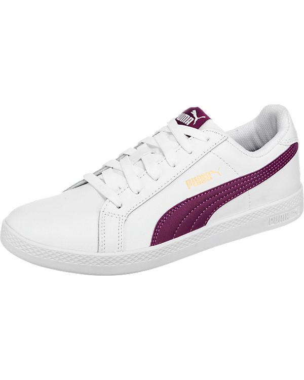 PUMA Smash L Sneakers weiß Modell 2