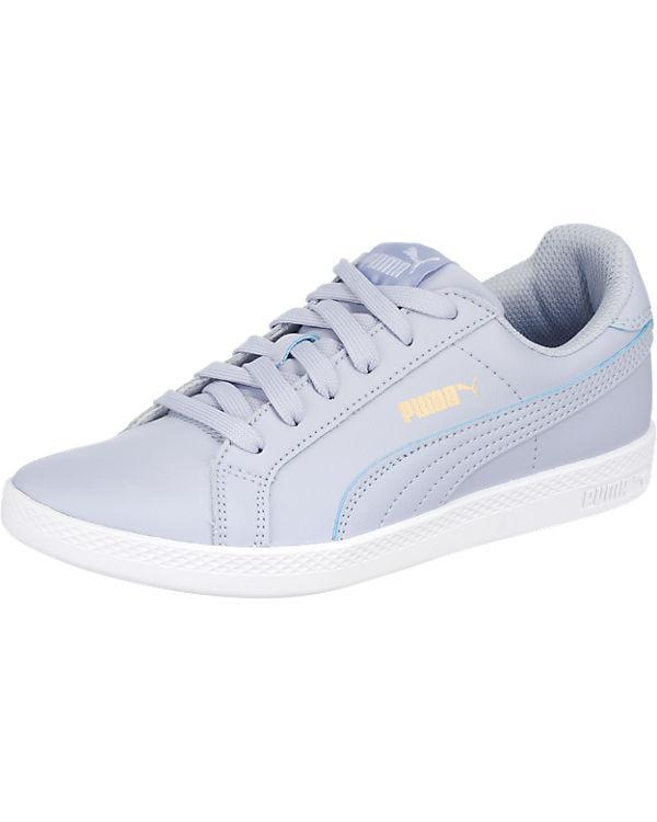PUMA Smash L Sneakers hellblau