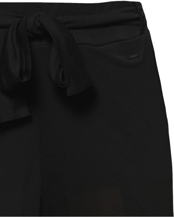 BENCH Culotte schwarz