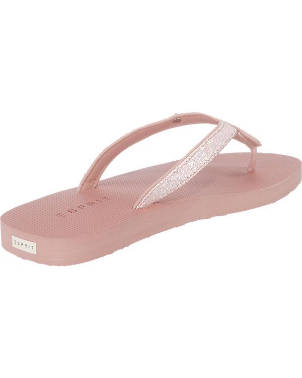 ESPRIT Denise Pantoletten rosa