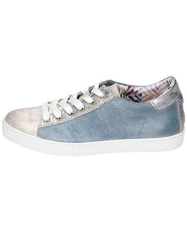 Piazza Sneakers blau-kombi