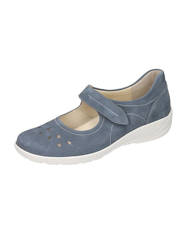 Semler Ballerinas blau