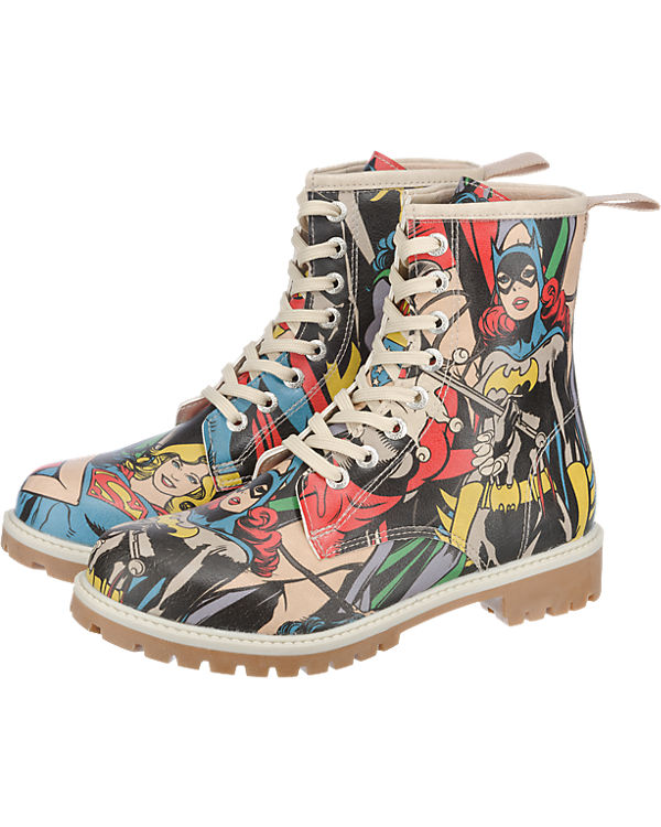 Dogo Shoes Girl´s Power Stiefeletten mehrfarbig