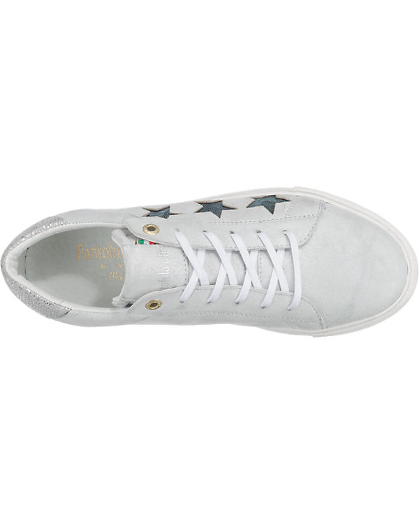Pantofola d'Oro Anna Donna Low Sneakers weiß