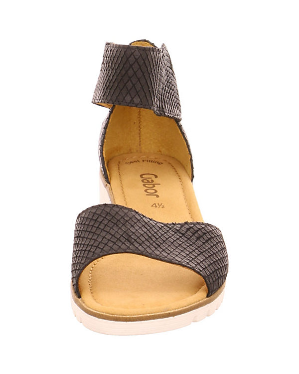 Gabor Sandaletten schwarz