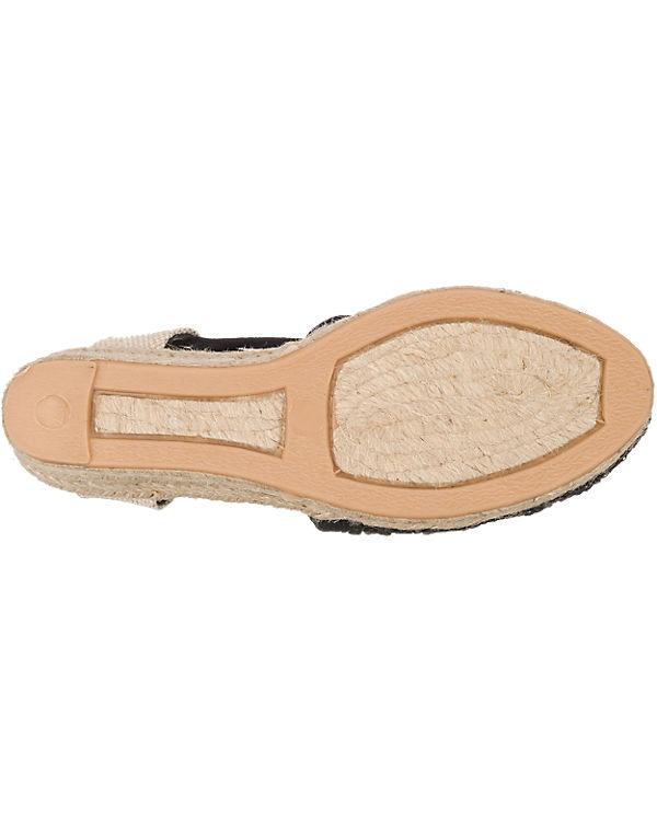 every one Sandaletten schwarz