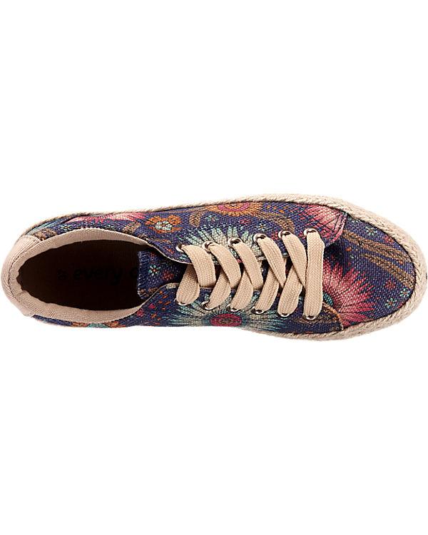 every one Sneakers blau-kombi