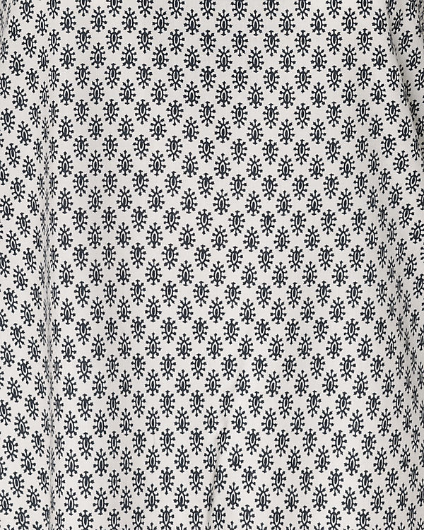 Marc O'Polo Blusenshirt schwarz/weiß