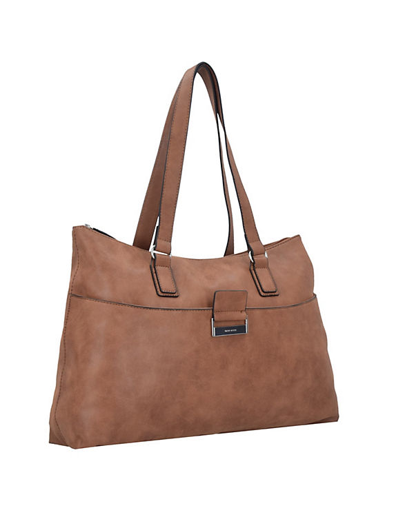 Gerry Weber Be Different Shopper Tasche 41 cm hellbraun