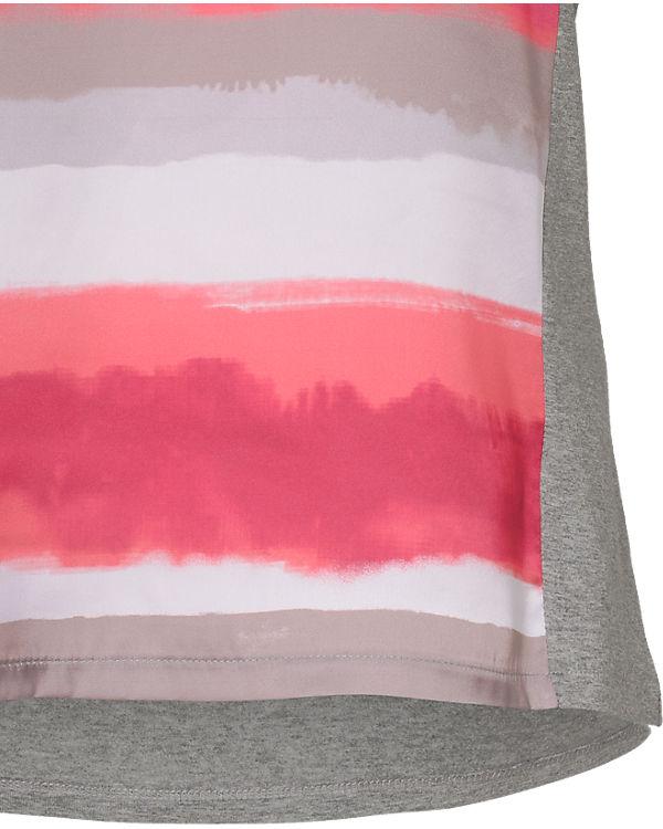 Comma Casual Identity T-Shirt grau-kombi