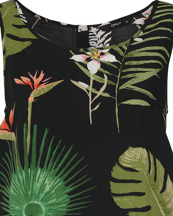 ONLY Jumpsuit schwarz-kombi