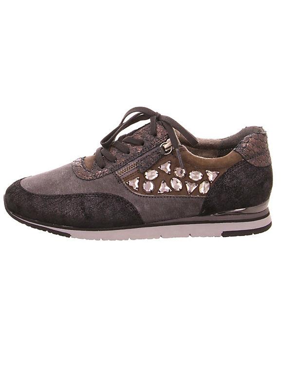 Gabor Sneakers braun-kombi