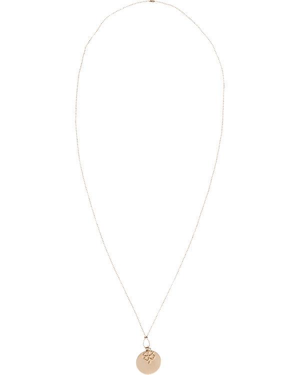 pieces Schmuckset Halskette und Armband gold