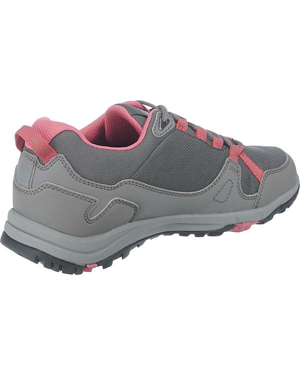 JACK WOLFSKIN Activate Texapore Low Outdoor Schuhe wasserdicht grau-kombi