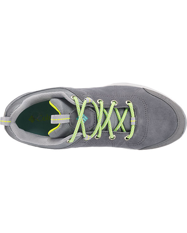 Columbia Fire Venture Outdoor Schuhe wasserdicht grau
