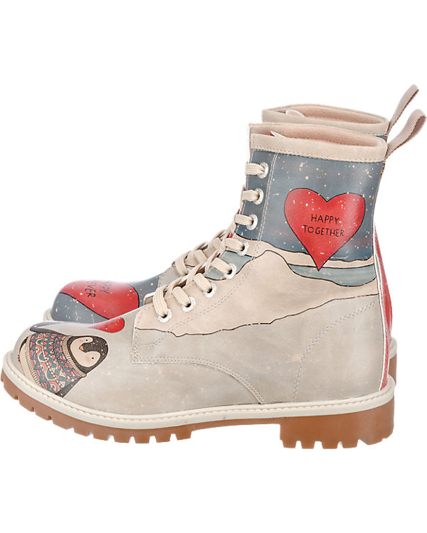 Dogo Shoes Happy Forever Stiefel mehrfarbig