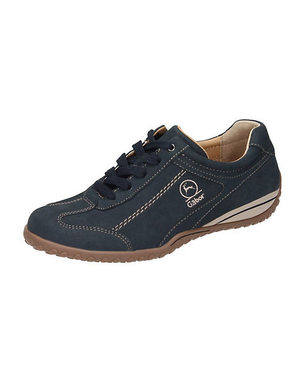 Gabor Business Schuhe blau