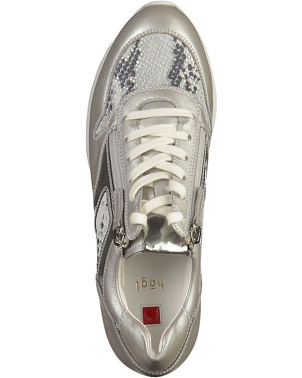 högl Sneakers silber