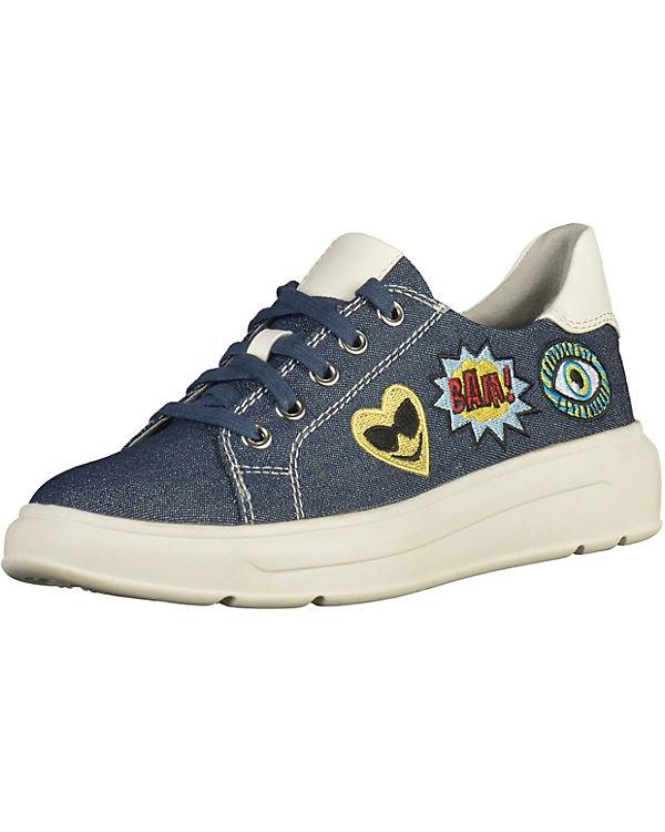 Tamaris Sneakers blau