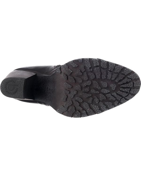 bugatti Stiefeletten schwarz