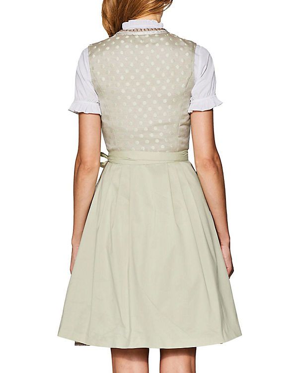 ESPRIT collection Dirndl grün-kombi