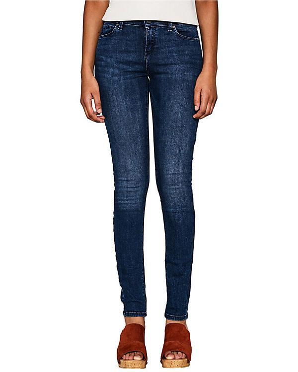 ESPRIT Jeans Skinny Medium Rise denim