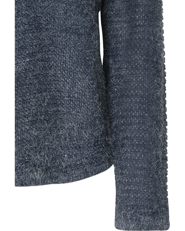 fransa Pullover dunkelblau