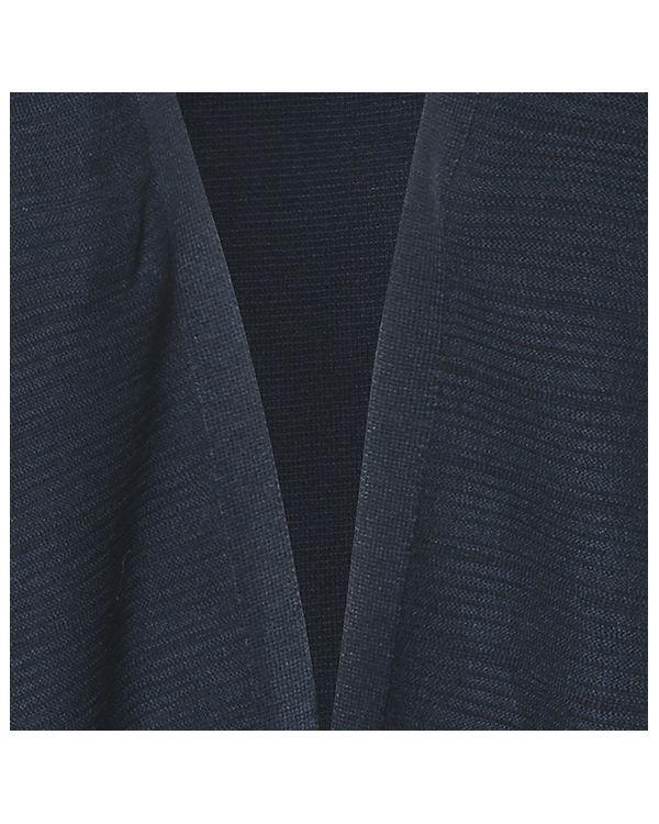 ESPRIT Strickjacke dunkelblau