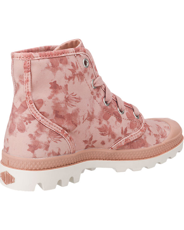 Palladium Pampa Hi Sneakers rosa