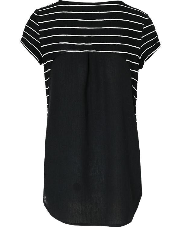 edc by ESPRIT T-Shirt schwarz