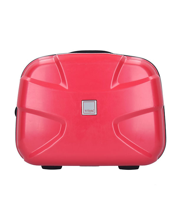 Titan X2 Model Beautycase 38 cm pink