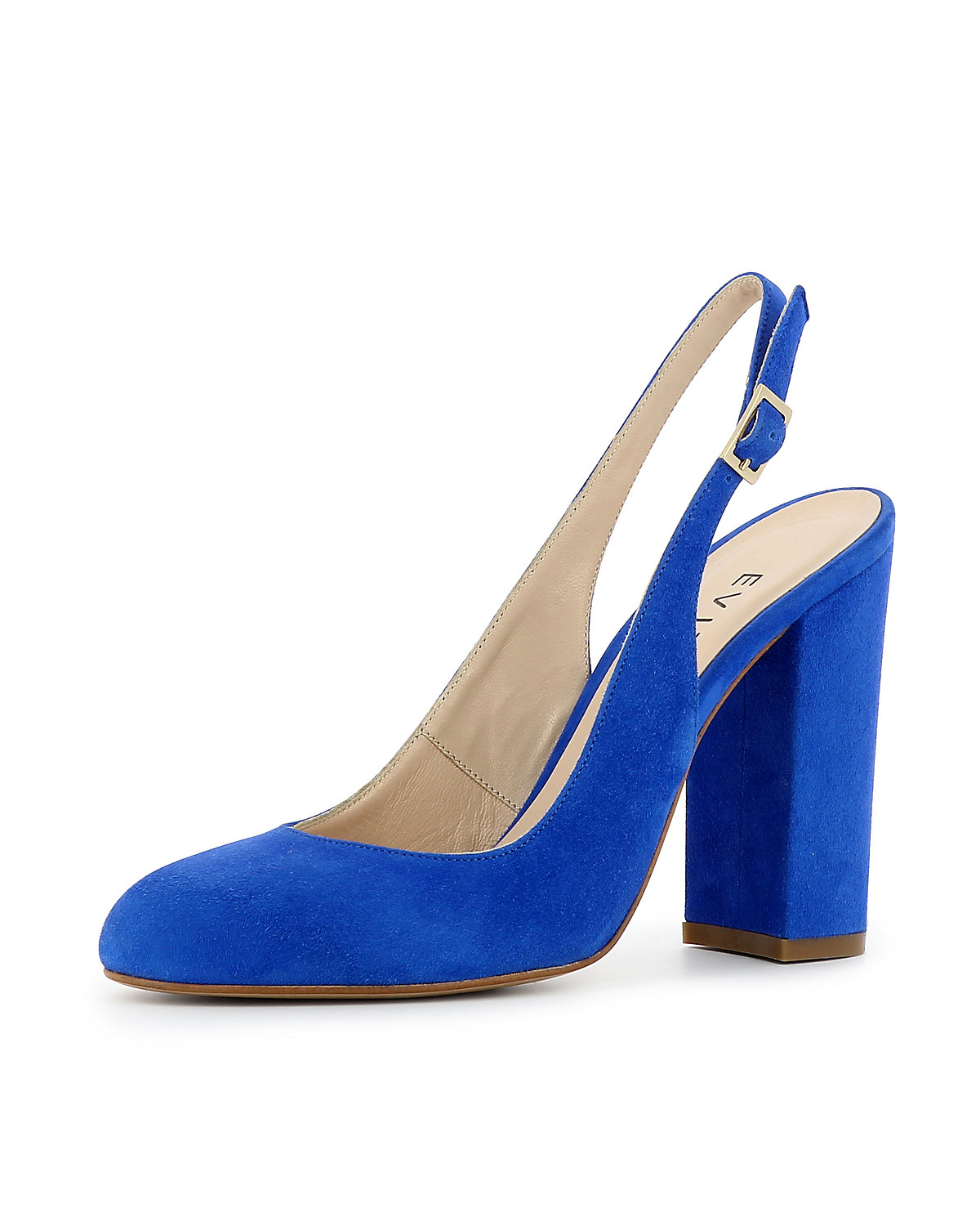 Evita Shoes, Evita Shoes Pumps, blau
