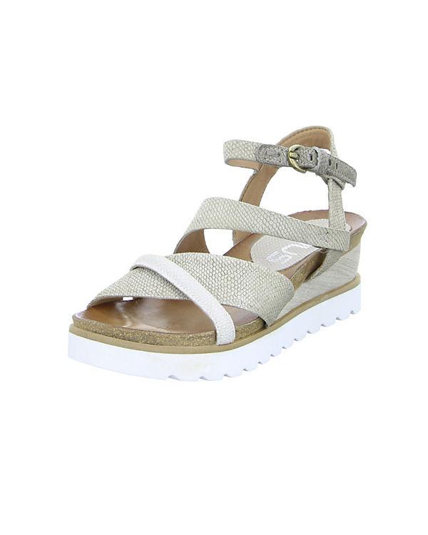 MJUS Sandaletten beige