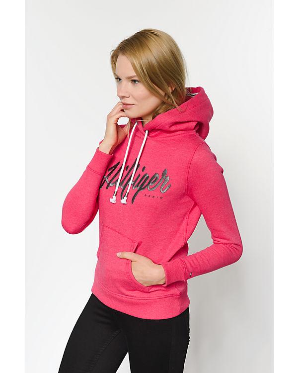 HILFIGER DENIM Sweatshirt pink