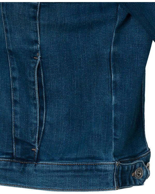 HILFIGER DENIM Jeansjacke blau