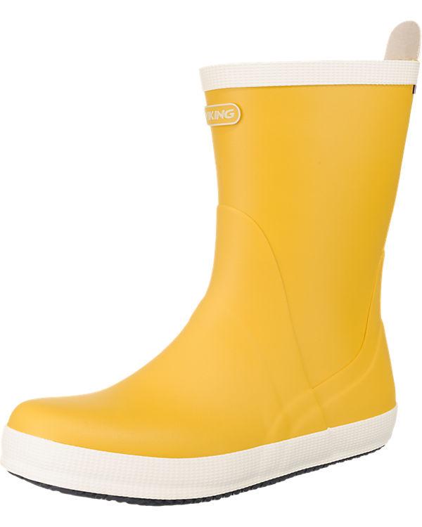 VIKING Seilas Gummistiefel gelb