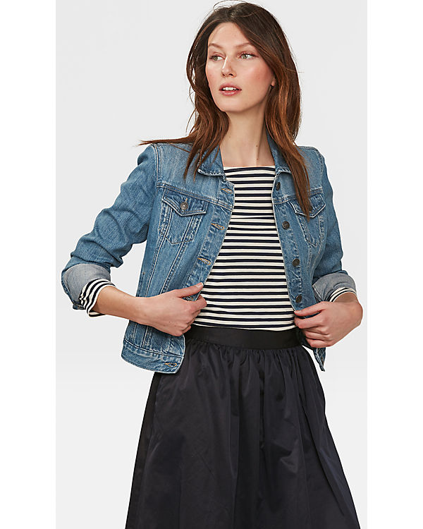WE Fashion Jeansjacke blau