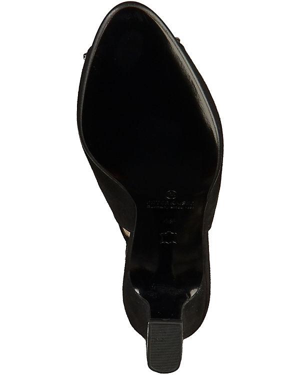 PETER KAISER Sandaletten schwarz