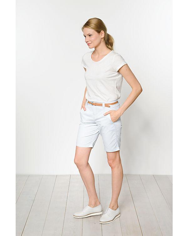 VERO MODA Bermuda Shorts offwhite